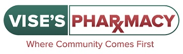 Vise's Pharmacy logo