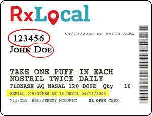 rxlocal-label