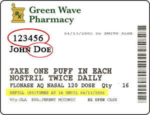green-wave-label