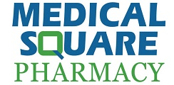 medical square pharmacy logo